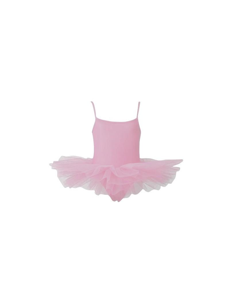 Hell Rosa Tutu für Mädchen hergestellt in Frankreich