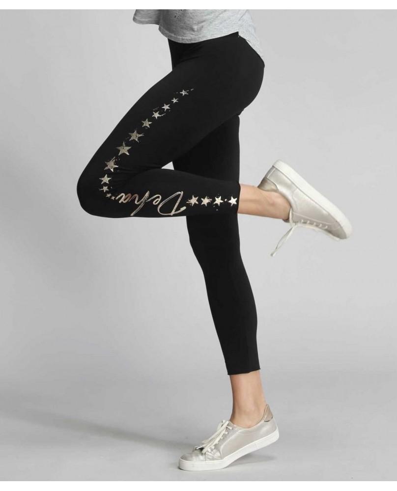 Leggings Femme Etoiles