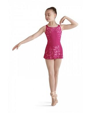 Fuchsia Ballet Skirt for girls