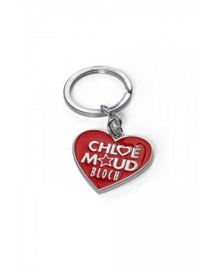 Chloé et Maud Key Ring