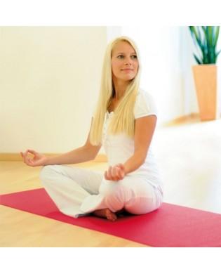 Tapis Sport Yoga Fitness Rouge