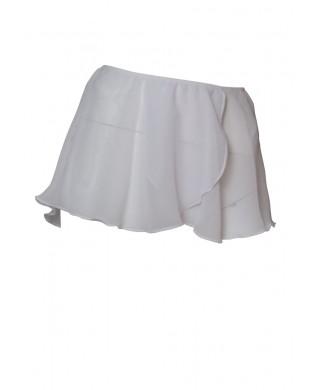 White Gisèle elasticated Ballet skirt