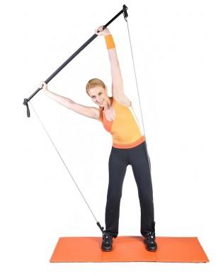 Gym Stick barre, evolving fitness equipment