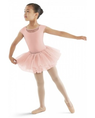 Ballet Tutu with Pink Sequin