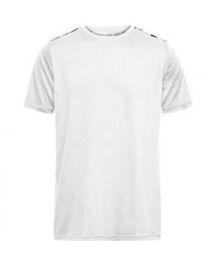 T-Shirt Sport Uni et Imprimé