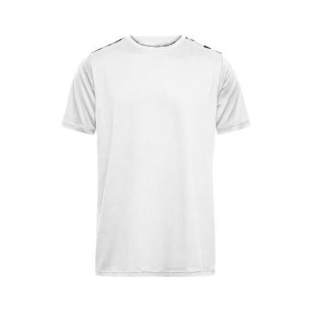 Man running sport Eco-responsible T-shirt