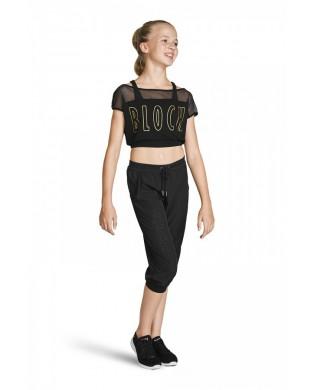 Baggy-Sporthose für Mädchen