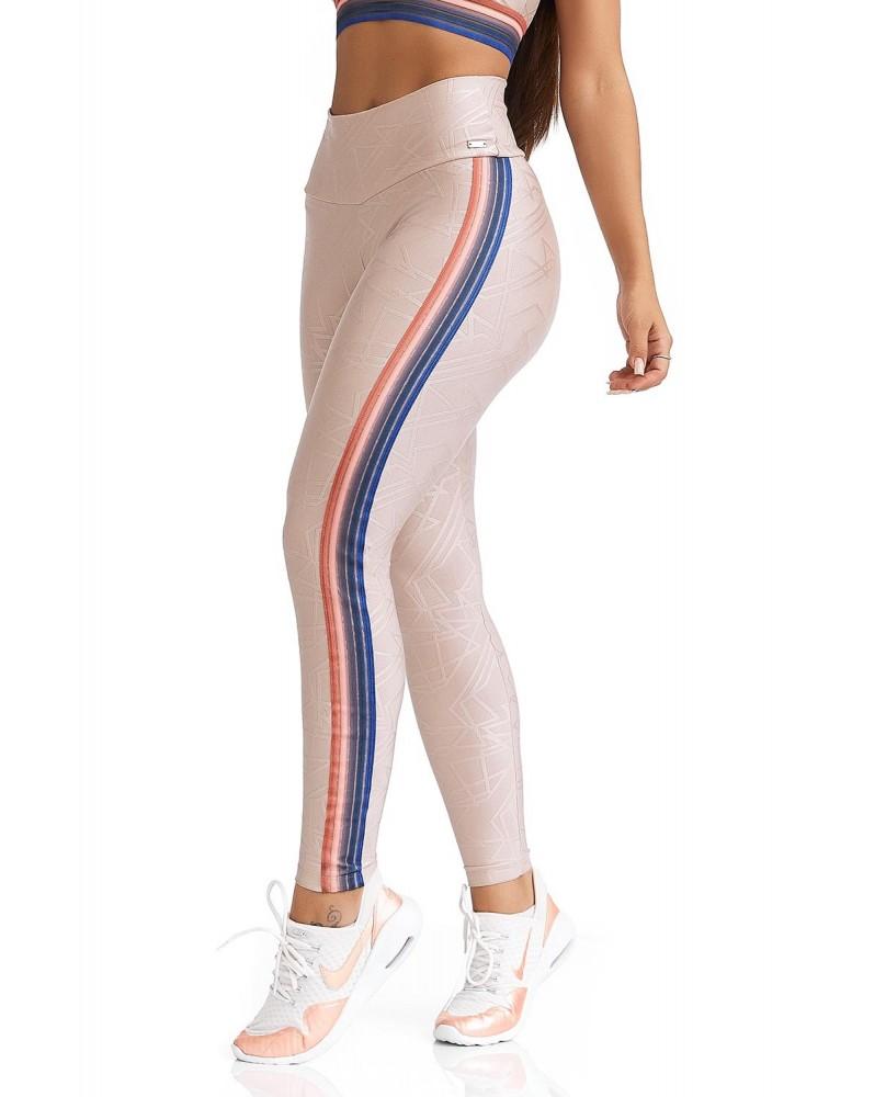 Leggings Sport Femme Elastic