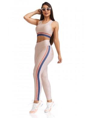 Elastic Woman Sport Leggings