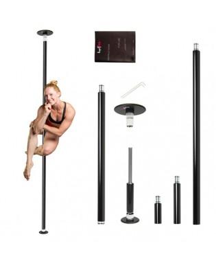 Barre Lupit Pole Dance Classic G2 Poudré Noir