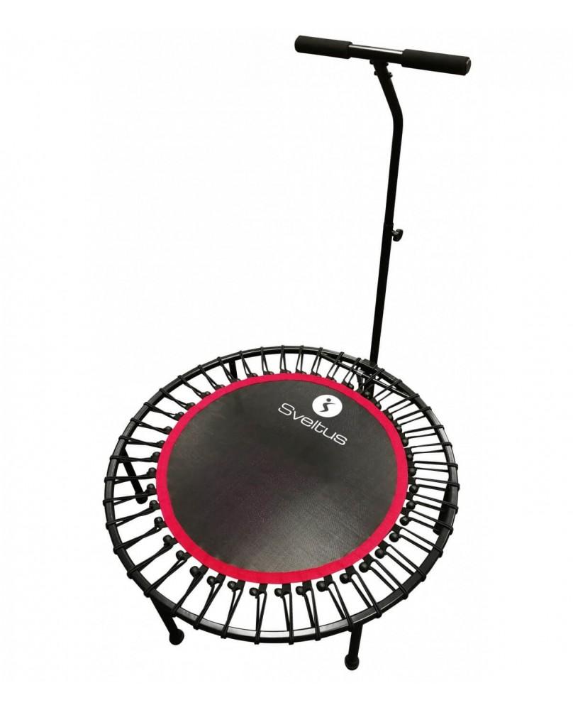 Trampoline jump à élastique