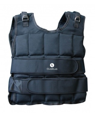Variable weight vest 10 kg