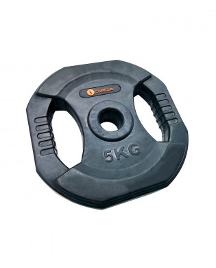 5 kg Body Pump discs sold in pairs