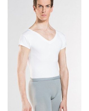 T-Shirt Sport Garçon et Homme Haxo Blanc