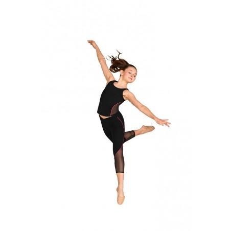 Black Leggings 7/8 for Girl