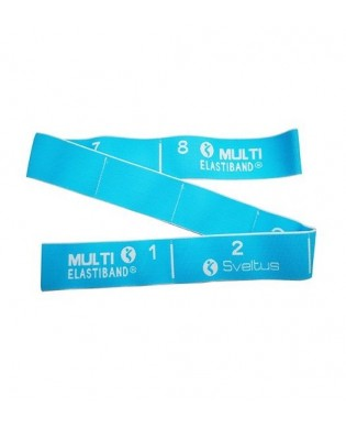Multi Elastiband bleu 20 kg