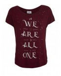 T-Shirt Yoga We are all one