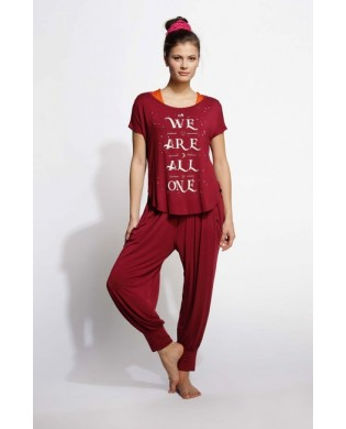 We are all one Yoga T-shirt