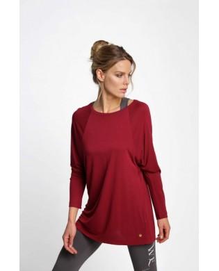 T-Shirt Femme Manches Longues Uni