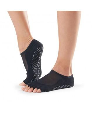 Toesox half-toe socks LUNA