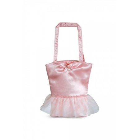 Dance bag with tutu skirt