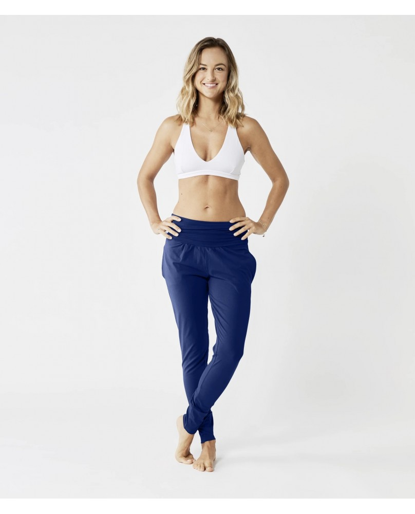 Pantalon Yoga coton bio