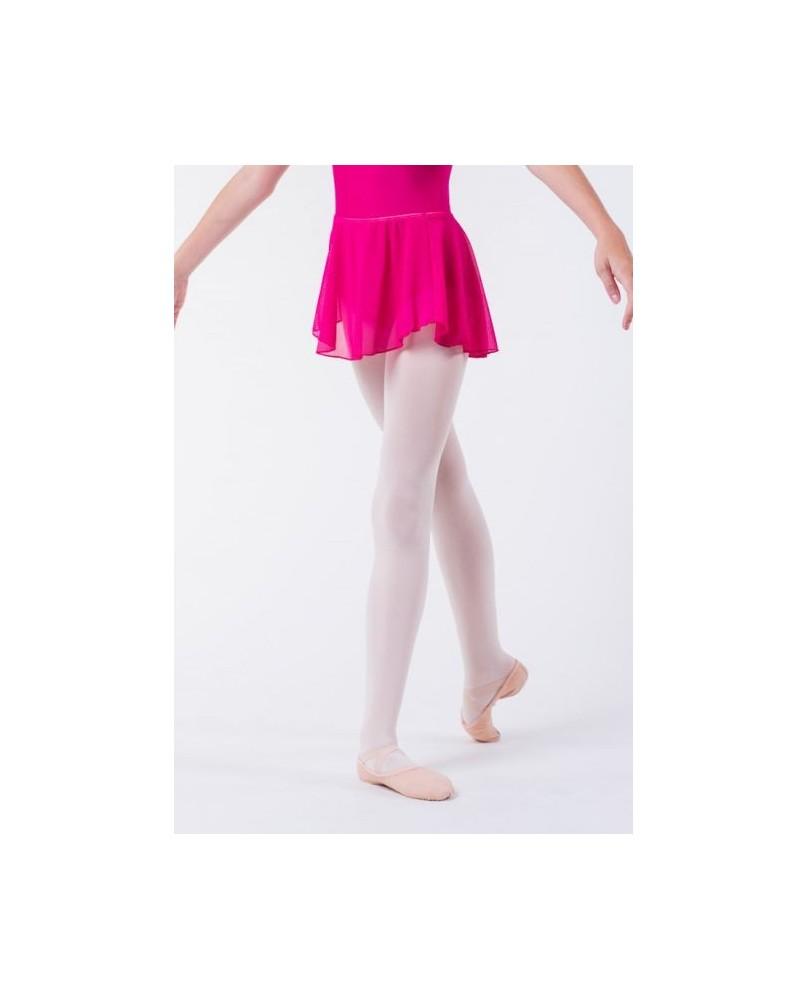 Jupette de Danse Daphné Rose Fuchsia