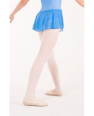 ⇒ Daphné ballet skirt in French Blue   Ezabel Fitness Dance Yoga