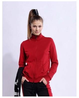 Gilet Sport Femme Rouge