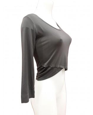 Damen-T-Shirt mit 3/4-Ärmeln
