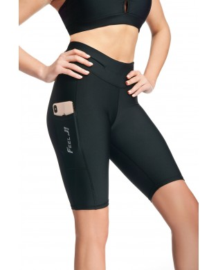 Sport shorts for outdoor or indoor cycling