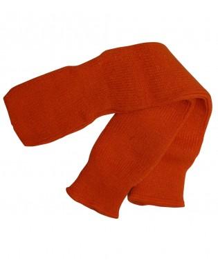 Orange Leg Warmer