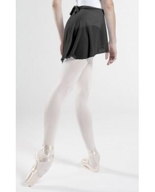 Schwarzer Ballett-Rock Dolly