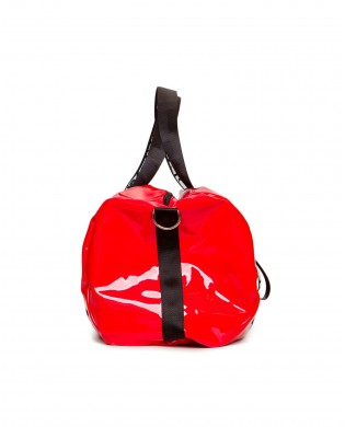 Sporttasche glänzend rot B24932 DEHA