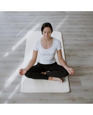 Tapis de Yoga en Laine Mérinos