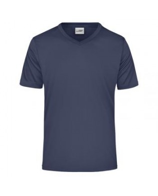 Men's V-Neck Short Sleeve...
