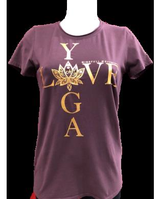 Love Yoga Short Sleeve T-Shirt