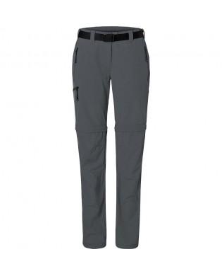 Grey Men's sport pants convertible