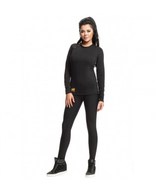 Women's thermal sports shirt