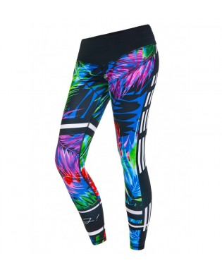 Women's sports Leggings Tropical Forest