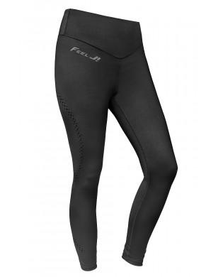 Leggings Sport Femme Push Up Noir