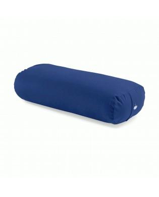 Großes Bolster - Yogarolle Blau