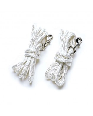 Traditional ropes for Reformer Merrithew STOTT PILATES White