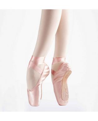 Pointes Julieta Répetto rose danse classique pour la danseuse débutante