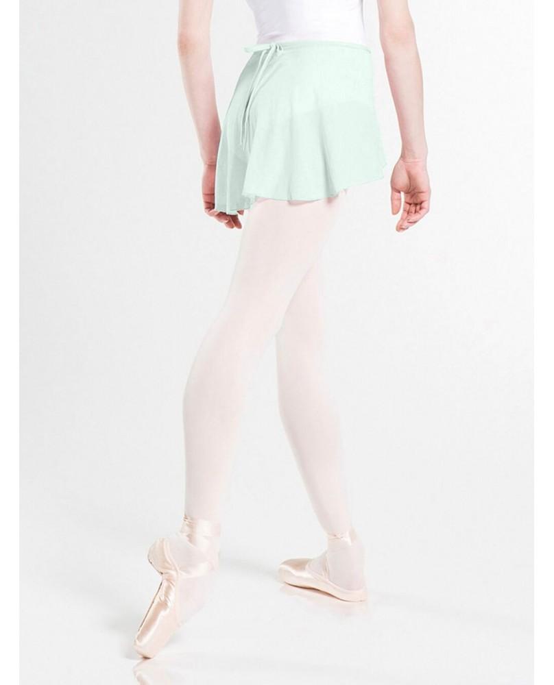 Jupette de Danse Classique Fille Vert pastel