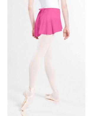 Jupette de danse fille Dolly Rose Fuchsia