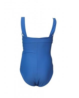 Justaucorps de Danse Baccara Bleu French Blue de Wear Moi pour fille et femme