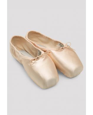 Bloch Hannah pointe shoes for beginner ballet dancer