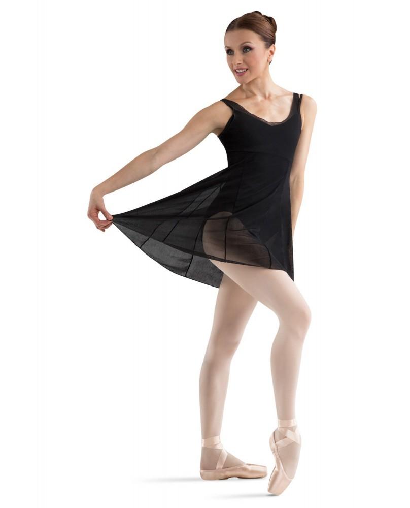 Robe de Danse en résille noir