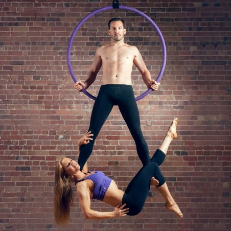 XPole Aerial Hoop Sport with Single Point Attachment